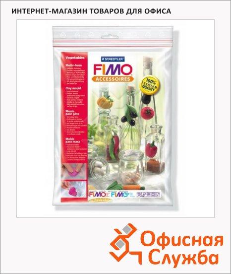 фото: Формочки для литья Fimo Овощи 13шт