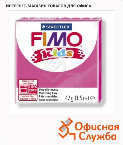 Полимерная глина Fimo Kids нежно-розовая, 42г