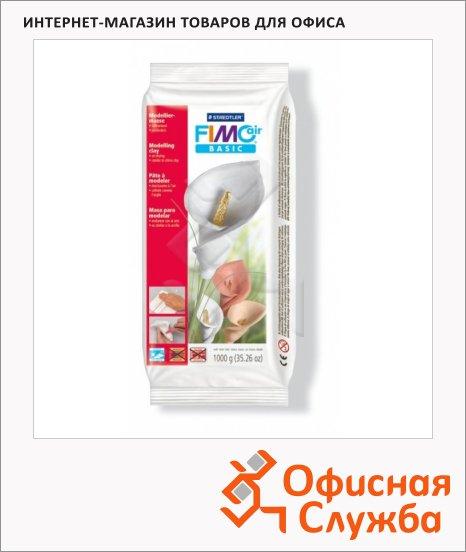 Полимерная глина Fimo Air Basic белая, 1кг