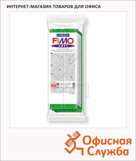 Полимерная глина Fimo Soft тропический  зеленый, 350г