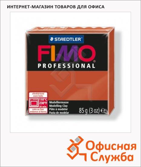 фото: Полимерная глина Fimo Professional терракотовая 85г
