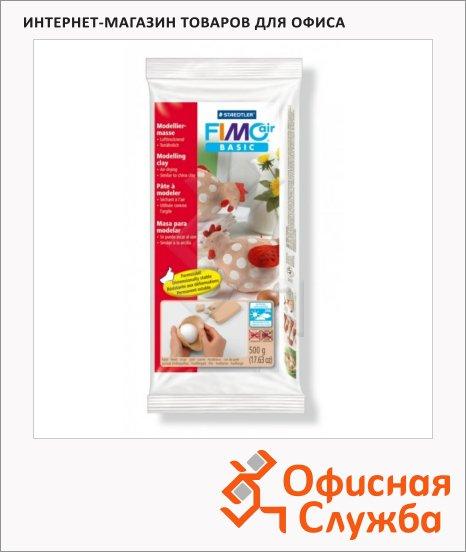 фото: Полимерная глина Fimo Air Basic телесная 500г