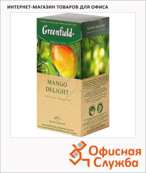 ��� Greenfield Mango Delight (����� ������), 25 ���������, �����
