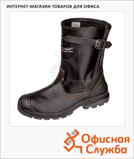 фото: Сапоги утепленные ПУ-ТПУ р.43 черные