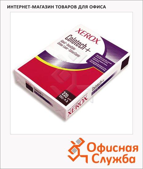 Бумага для принтера Xerox Colotech+ А3, 250 листов, белизна 170%CIE, 220г/м2