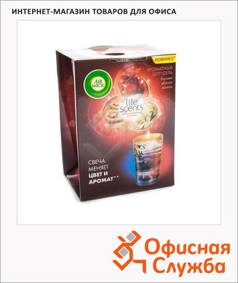 Аромасвеча Air Wick Life Scents ароматный штрудель, 140г