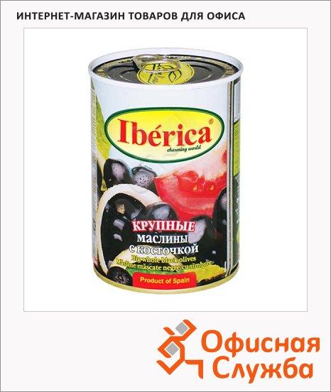 Маслины Iberica без косточки, 360г