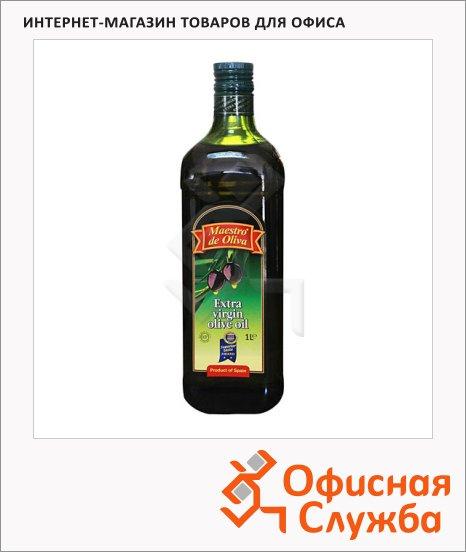 фото: Масло оливковое Maestro De Oliva Extra Virgin нерафинированное 1л