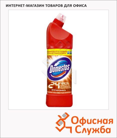 Чистящее средство Domestos 1л, фруктовая свежесть, гель