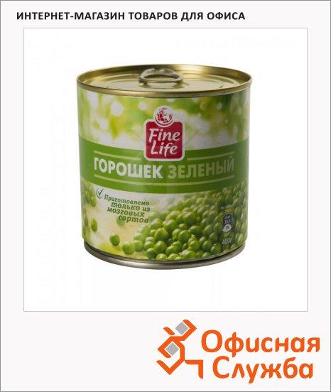 Зеленый горошек Fine Life 400г
