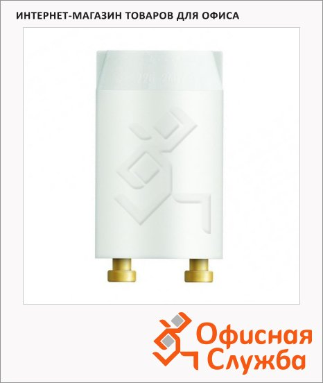 фото: Стартер для люминесцентных ламп Osram Basic ST 151 4-22Вт