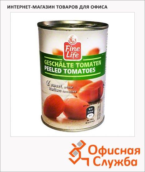 фото: Томаты Fine Life очищенные в томатном соусе 400г