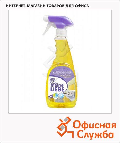 фото: Чистящее средство Meine Liebe 500мл лимон, концентрат, спрей