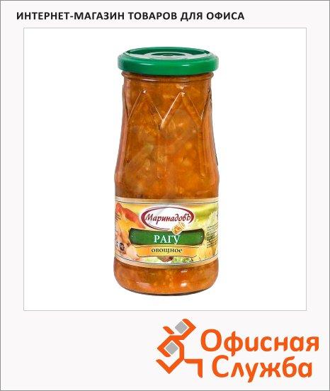 Консервированные овощи Маринадовъ рагу овощное, 510г
