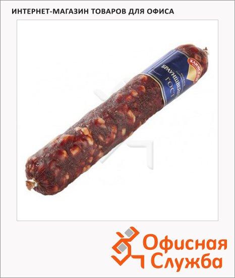 Колбаса Клинский Брауншвейгская сырокопченая, кг