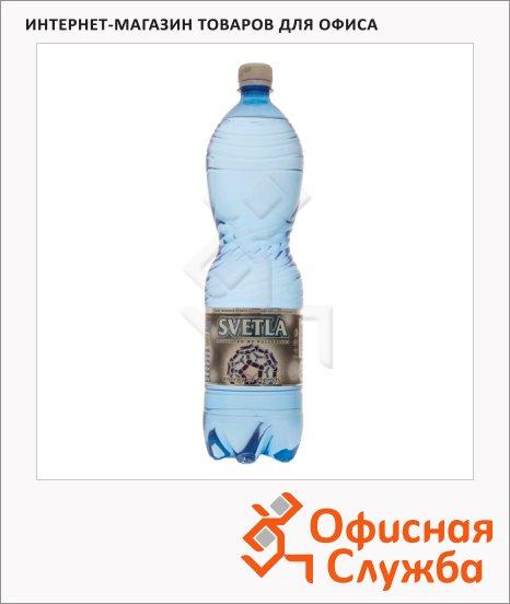 фото: Вода минеральная Svetla без газа 1.5л, ПЭТ
