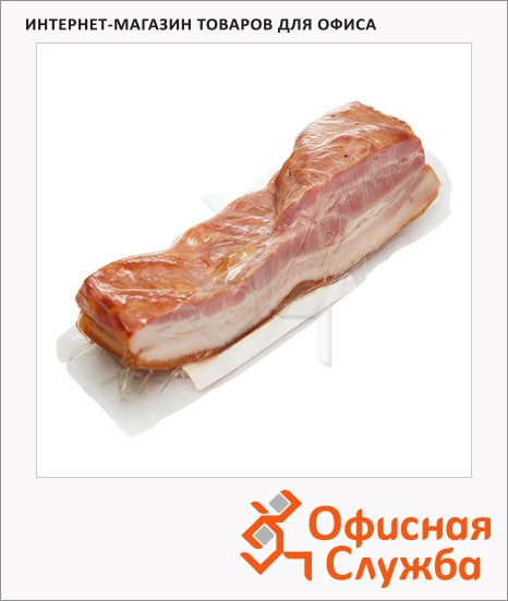 Грудинка Dufina копчено-вареная, 350г