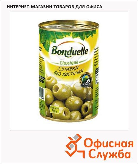 фото: Оливки Bonduelle без косточки 300г