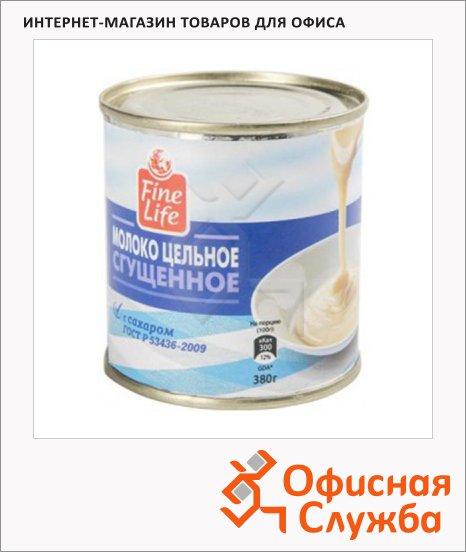 фото: Молоко сгущенное Fine Life 8.5% 380г ж/б