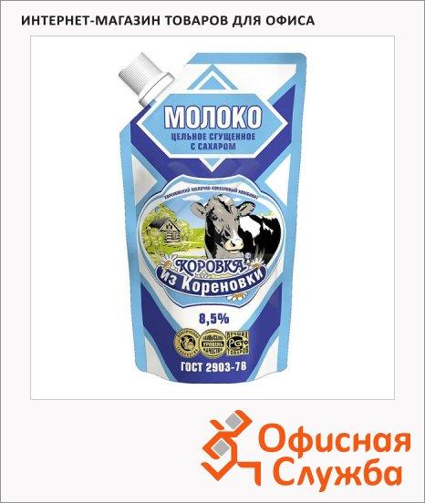 фото: Молоко сгущенное Коровка Из Кореновки 8.5% 270г мягкая упаковка