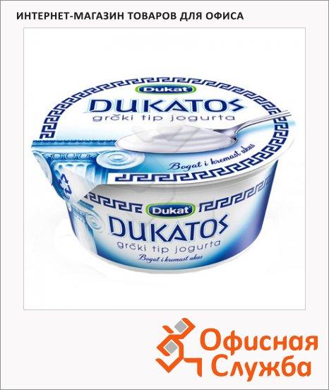 Йогурт Dukat греческий натуральный