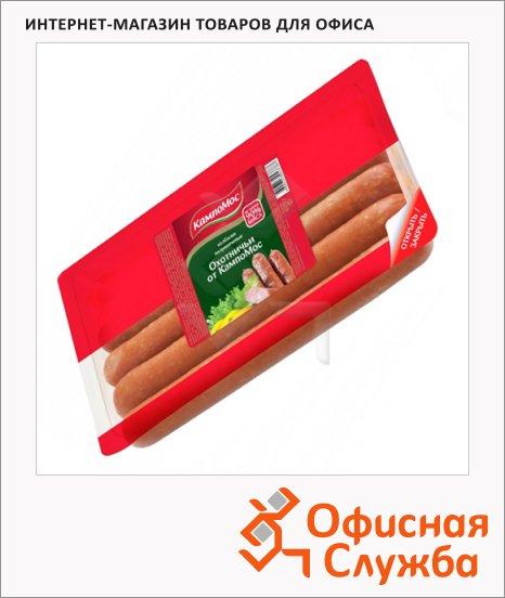 Колбаски Кампомос Охотничьи полукопченые, 400г