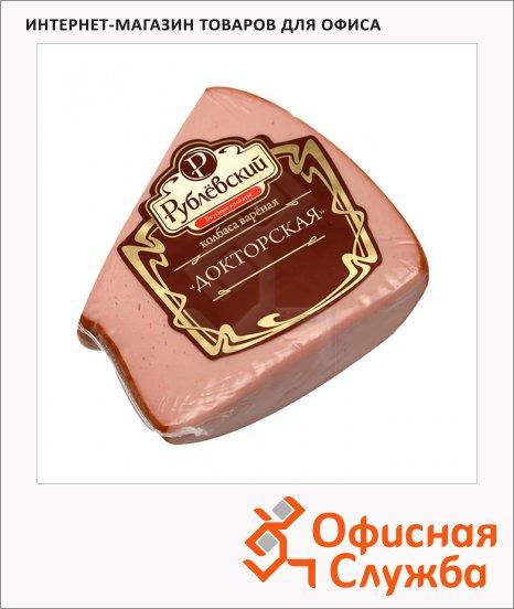 Колбаса Рублевский вареная Докторская, кг, блок