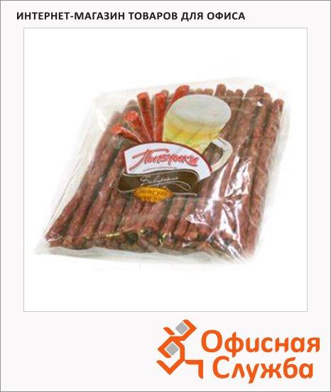 Колбаски Микоян сырокопченые Пивчики Баварские, 600г