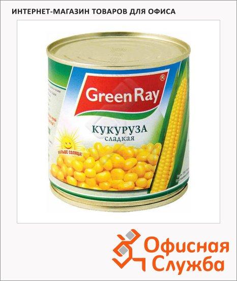 Кукуруза Green Ray сладкая, 400г