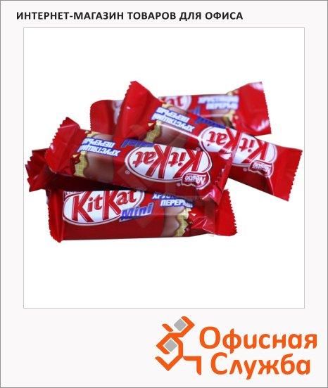 фото: Конфеты Kit-Kat молочный шоколад 3кг
