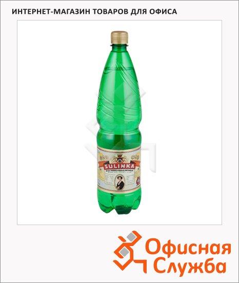 Вода минеральная Sulinka газ, 1.25л, ПЭТ