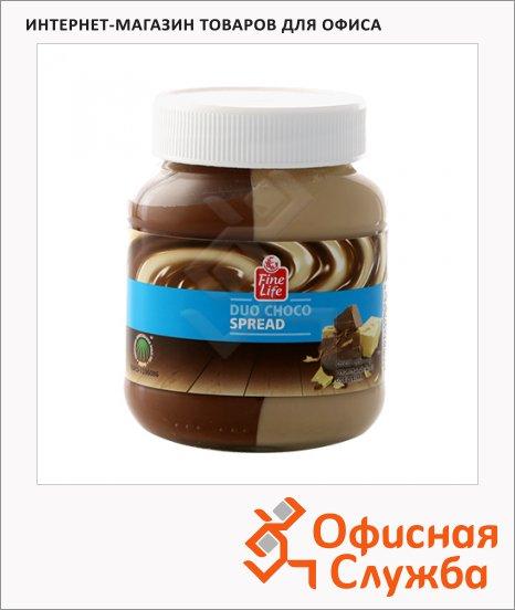 фото: Паста Fine Life Duo шоколадная 400г