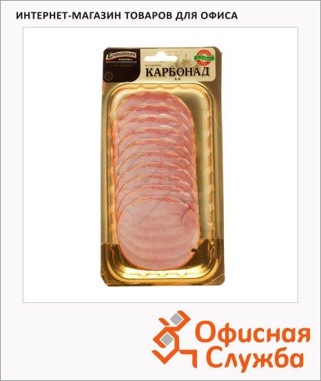 Карбонад Егорьевская Фабрика По-Егорьевски варено-копченый, 115г, нарезка