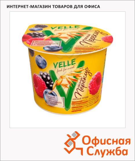 Перекус Velle овсяный с лесными ягодами, 140г