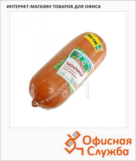 Колбаса Велком вареная Молочная, 620г
