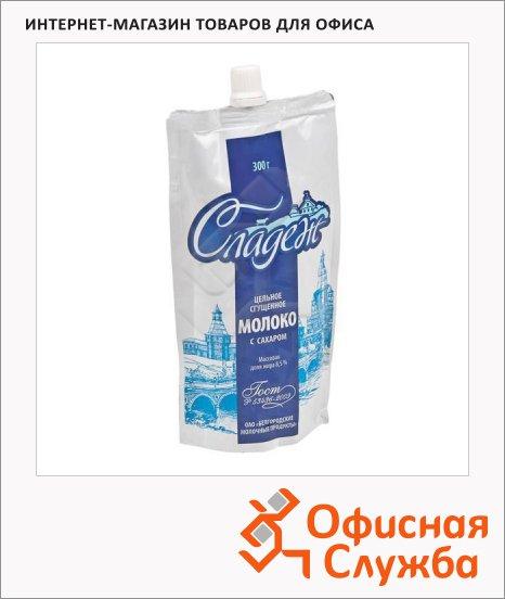 фото: Молоко сгущенное Сладеж 8.5% 300г мягкая упаковка