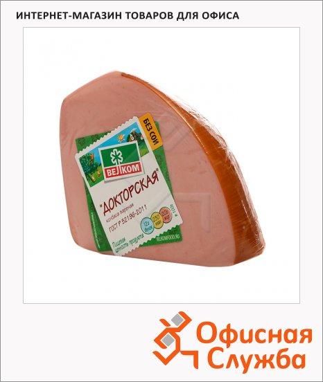 Колбаса Велком Докторская вареная, кг