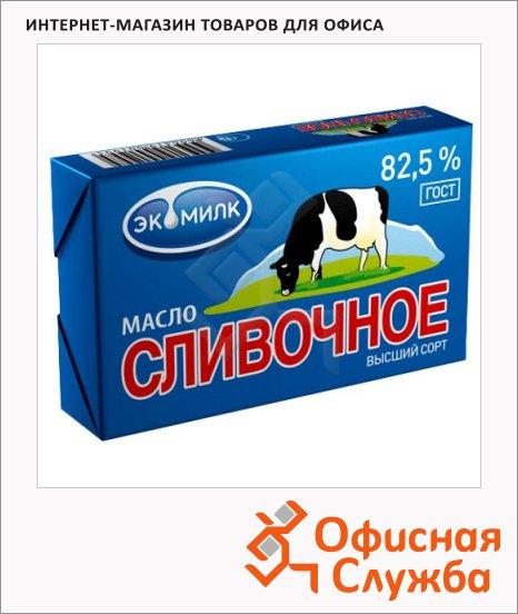 фото: Масло сливочное Экомилк 82.5% 180 г