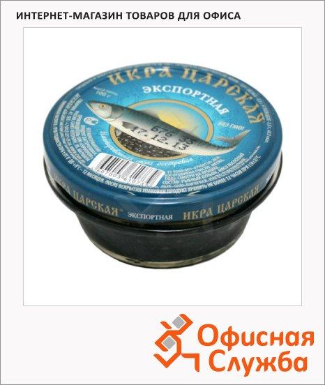 фото: Икра осетровая Европром царская экспортная 100г