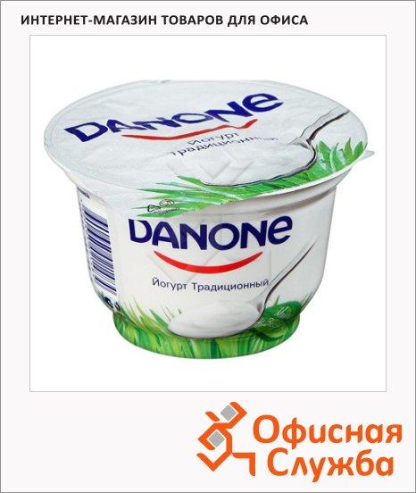 фото: Йогурт Danone традиционный 3.3%, 170г