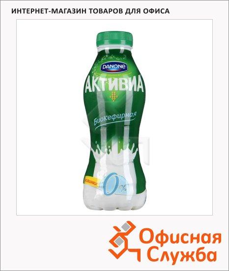 Кисломолочный напиток Активиа Биокефирная 0%, 450г