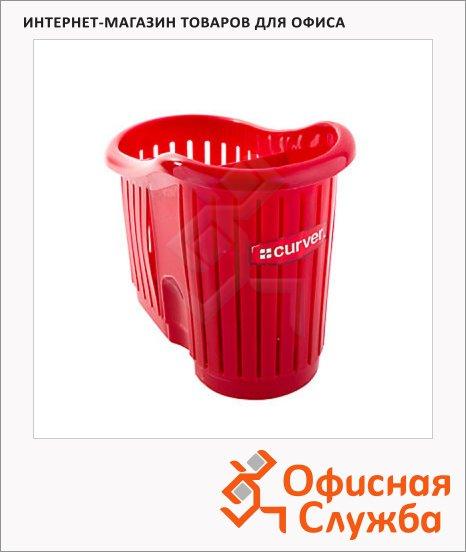 фото: Сушилка для столовых приборов 14 х 65 х 14.5см пластмасса