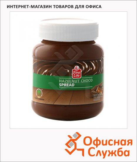 фото: Паста Fine Life орехово-шоколадная 400г