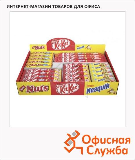 фото: Батончик шоколадный вафельный 4.75кг, набор