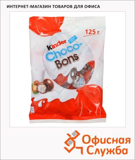 фото: Конфеты Kinder Choco-Bons 125г