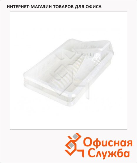 фото: Сушилка для посуды Plastic Centre Лилия 1 секция