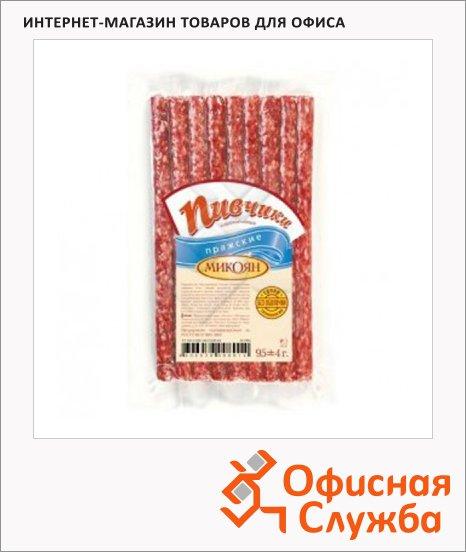 Колбаски Микоян Пражские сырокопченые, 95г
