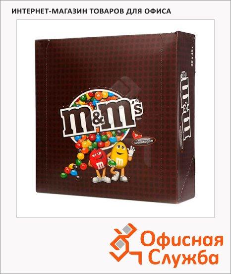 фото: Драже M&m's с молочным шоколадом 32шт х 45г