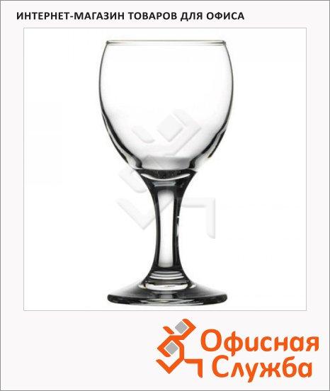 фото: Бокал для вина Pasabahce Bistro 220мл 6шт/уп