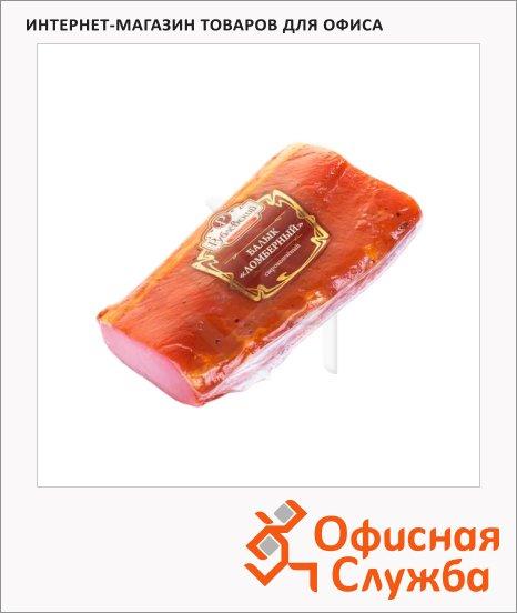 Балык Рублевский Ломберный сырокопченый, кг